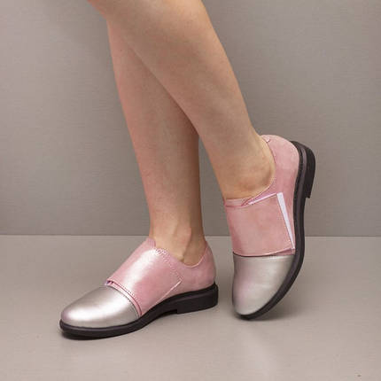 Туфлі на липучці 8307 тільки 36 і 38 розміри, фото 2