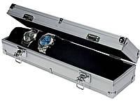 Алюминиевый Кейс для наручных часов - SAFE