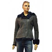 Дубленка женская натуральная Luka - Pelli Leather Collection