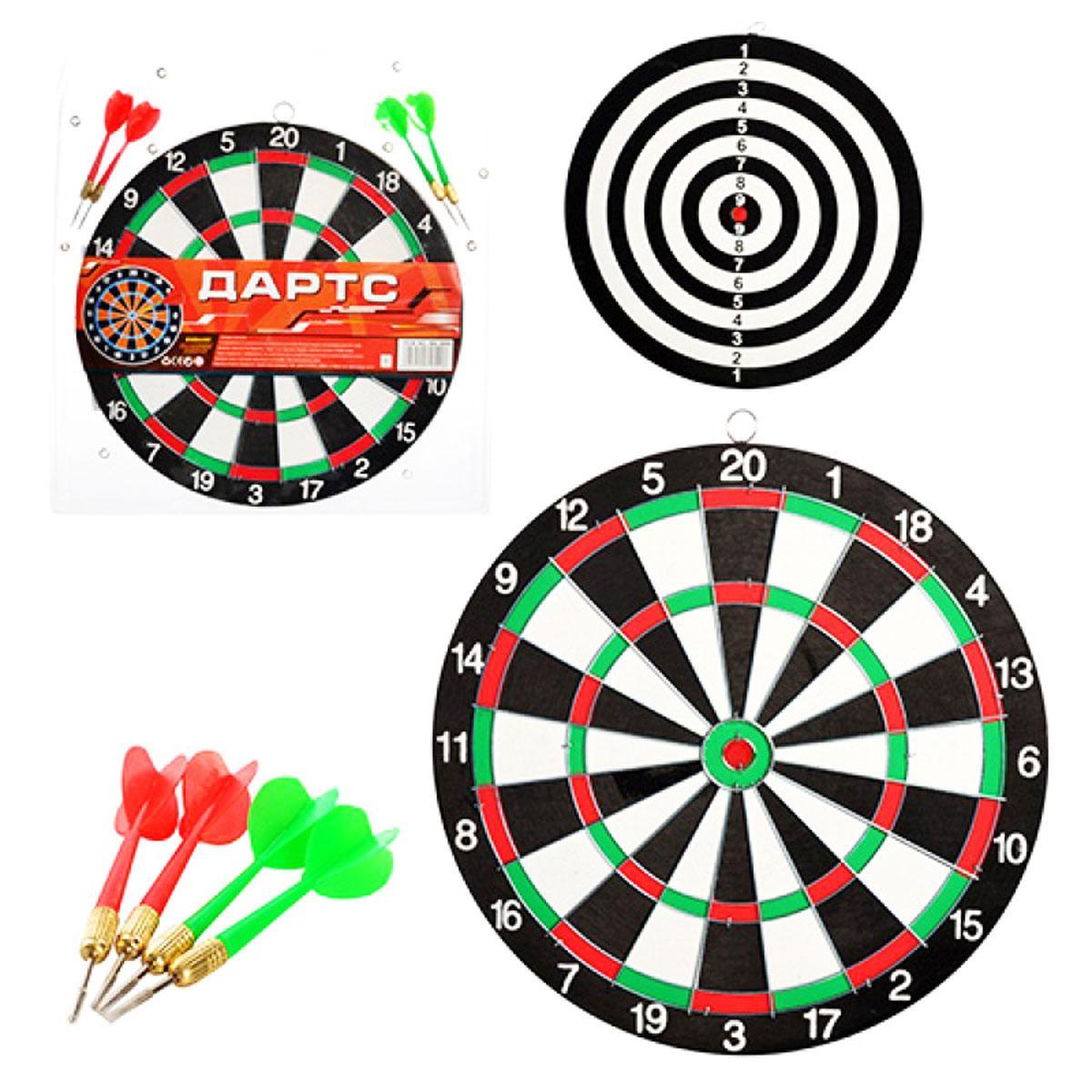 Дартс - спортивная игра для активных