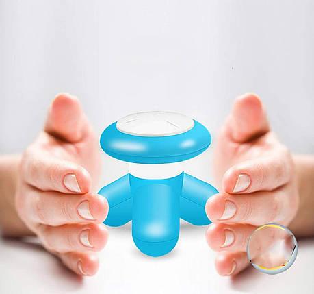 Мультифункциональный мини-массажер MIMO USB, фото 2