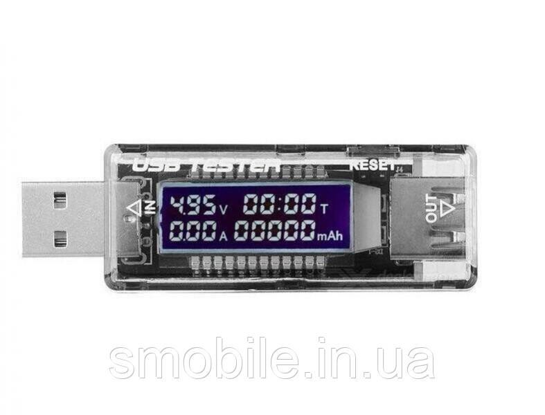 USB тестер Keweisi KWS-V21