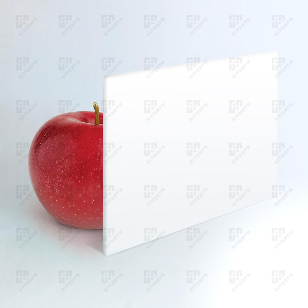 Монолитный поликарбонат Monogal, опал 30%, лист 2.05 х 6.1 м, 4 мм