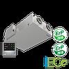 Припливно-витяжна установка з рекуперацією тепла ВЕНТС ВУЭ2 250 П ЕС