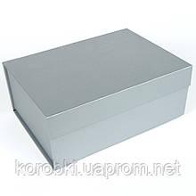 Подарочная коробка складная на магните, размер М, 25*18*10 см