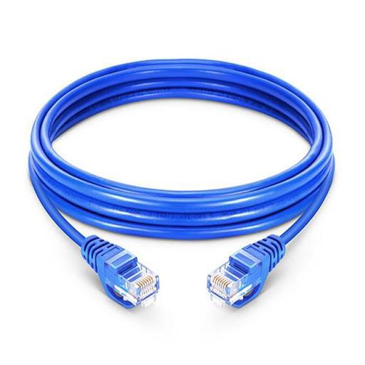 Кабель LAN CAT 5E вита пара (2 м) синій