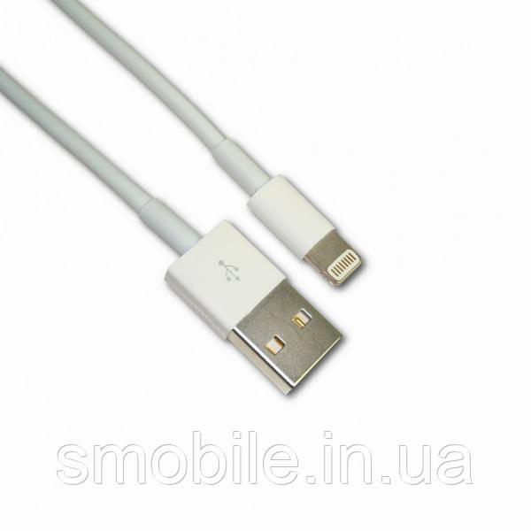 Lightning кабель зарядки и синхронизации iPhone iPad iPod белый (оригинальные комплектующие)