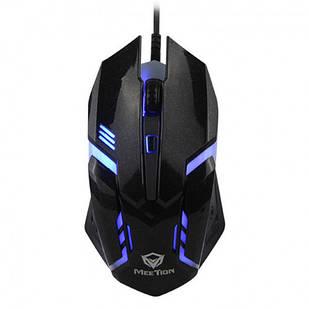 Комп'ютерна мишка USB Meetion MT-M371 (black)