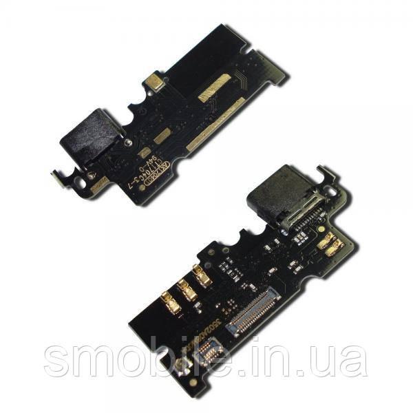 Xiaomi Роз'єм зарядки Xiaomi Mi Mix на платі з мікрофоном і компонентами (копія AAA)