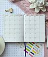 Планер блокнот Мій хеппібук Міні Фіолет, фото 2