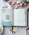 Планер блокнот Мій хеппібук Міні Фіолет, фото 6