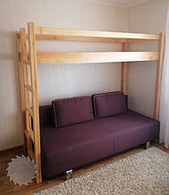 "Ліжко горище ""Данієль"""