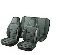 """Чехлы на авто сиденья ВАЗ 2108, 2109, 2115 """"Pilot"""" (Тканевые), фото 1"""