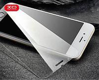 XO Захисне і загартоване скло XO HC1 для iPhone 8 Plus / 7 Plus / 6 Plus повністю прозоре 0.26 мм 2.5 D, фото 1