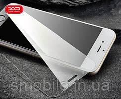 Защитное закаленное стекло XO HC1 для iPhone 8 Plus / 7 Plus / 6 Plus полностью прозрачное 0.26 мм 2.5D
