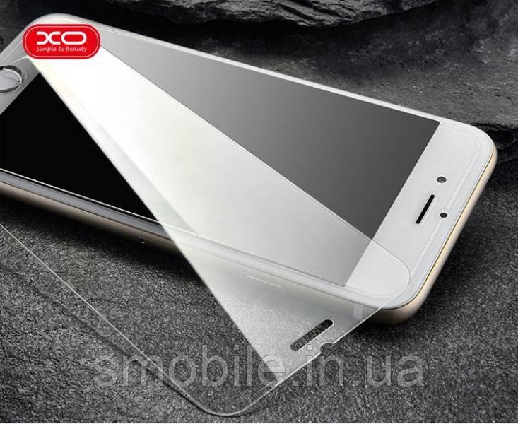 XO Захисне і загартоване скло XO HC1 для iPhone 8 Plus / 7 Plus / 6 Plus повністю прозоре 0.26 мм 2.5 D