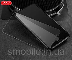 Защитное закаленное стекло XO HC1 для iPhone X / XS полностью прозрачное 0.26 мм 2.5D