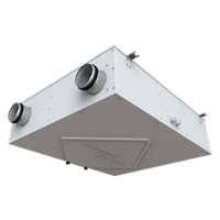 Приточно-вытяжная установка с рекуперацией тепла ВЕНТС ВУЭ 300 П3 А3/А4