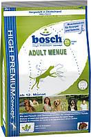 Корм для собак Bosch Adult Menue, мясо и овощи, 3 кг