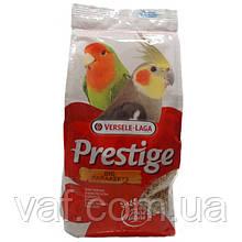 Корм для средних попугаев Versele-Laga Prestige Big Parakeets Верселе-Лага Престиж Средний Попугай, 1 кг