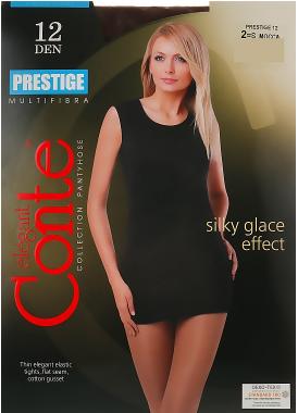 """Колготи жіночі """"Prestige"""" 12 р.5 mocca"""