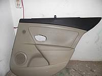 Оббивка двери зад. прав. (Седан) Renault Fluence 09-12 (Рено Флюенс), 829A00178R