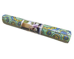 Килимок для йоги З 40247, товщина 5 мм, 173х61х0,5 см