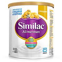 Смесь молочная Similac Алиментум с олигосахаридами грудного молока с рождения 400 г
