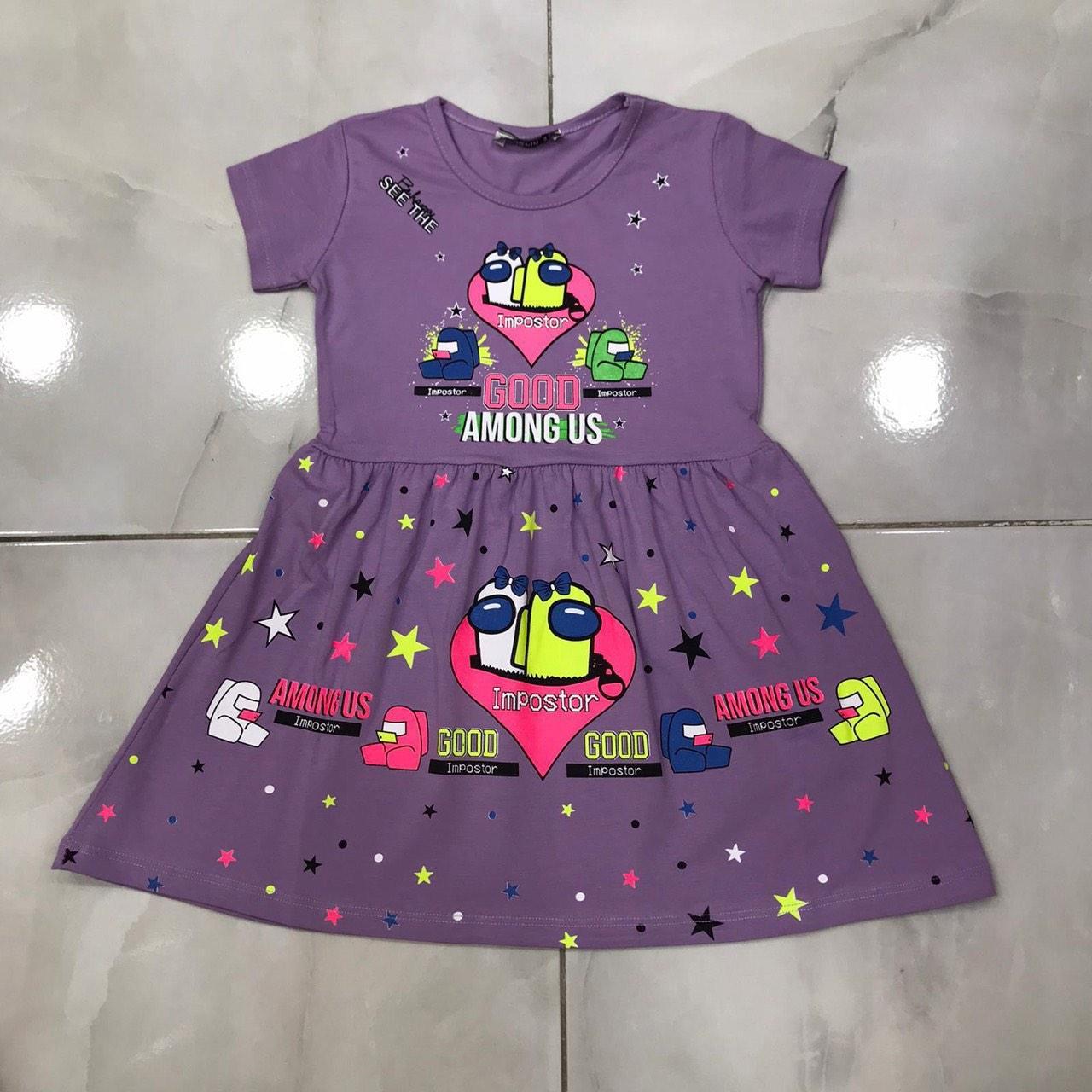 Дитяча сукня 2-6 років на дівчаток оптом Туреччина