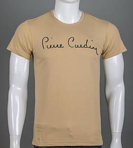 Футболка мужская Pierre Carden (2157м), Песочный