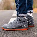 Кросівки жіночі зимові Nike Air Force 1 High, фото 3