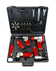 Набор пневмоинструментов LEX 24 ед. (LXATK24)