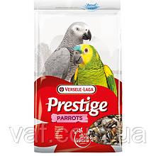 Корм для крупных попугаев Versele-Laga Prestige Parrots Верселе-Лага Престиж Крупный Попугай,1 кг
