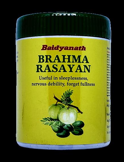 Брахма Брахмі расаяна 200 гр - безсоння, нервозність, черепно-мозкові травми, слабка пам'ять, неуважність