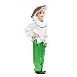 Карнавальный костюм  ГРИБ БОРОВИК детский 3,4,5,6,7,8 лет, маскарадный костюм ГРИБОК, ГРИБОЧЕК, БОРОВИК