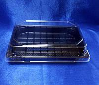 Упаковка для суші 332PK BL / 600 дно + кришка