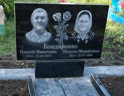 Памятник для супругов 1