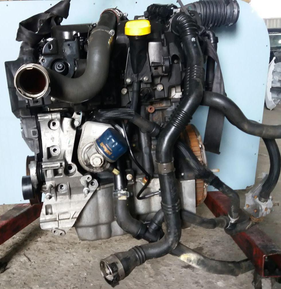 Двигатель Bosch в сборе для Мерседес Ситан 1.5 dci Mercedes Citan 2012-2020 г. в.
