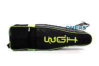 Чохол WGH Light для коротких ластів 70 см, зелений