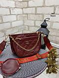 Модний жіночий клатч 3в1 в асортименті, фото 2