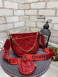 Модний жіночий клатч 3в1 в асортименті, фото 3