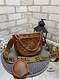 Модний жіночий клатч 3в1 в асортименті, фото 6