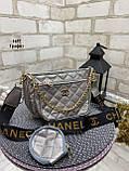 Модний жіночий клатч 3в1 в асортименті, фото 4