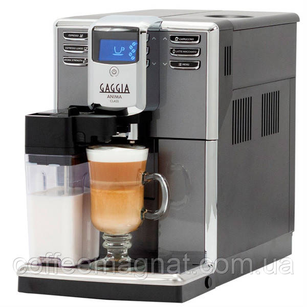 Кофемашина для зернової кави GAGGIA ANIMA CLASS