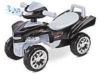 Машинка для катання Caretero (Toyz) Mini Raptor Grey