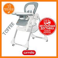 Стульчик для кормления Carrello Toffee CRL-9502/3 Cloud Grey
