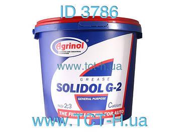Смазка солидол, 4.5 кг