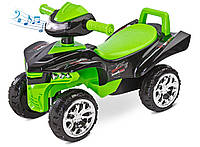Машинка для катання Caretero (Toyz) Mini Raptor Green