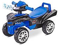 Машинка для катання Caretero (Toyz) Mini Raptor Navy