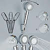 Двусторонняя душевая лейка Multifunctional Faucet, 3 режима полива, фото 3